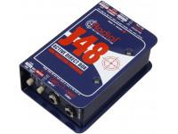DI-Boxe ativa Radial Engineering J 48
