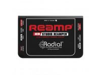 Caixa de amplificação de estúdio para amplificadores Radial Engineering JCR