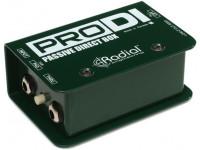 DI-Boxe Passiva Radial Engineering Pro DI