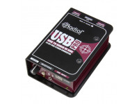 USB Stereo DI-Boxe Radial Engineering USB-Pro