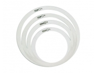 """Remo  Acessório Timbalão  RO234600 REM-O-RING Branco 12'/13'/14'/16  Acessório Timbalão REMO RO234600 REM-O-RING Branco 12""""/13""""/14""""/16""""    Fabricado em Mylar®, os Rem-O-Rings tornam fácil o controlo de harmónicos agudos nos seus timbalões e tarolas.  Os Rem-O-Rings são uma forma rápida e fácil de o ajudar a controlar os sons da sua bateria quer esteja a tocar em estúdio ou ao vivo.    Pack de 4 rings - 12""""/13""""/14""""/16"""""""