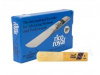 Palheta nº4 Rico Royal Bb Si bemol Clarinete 4