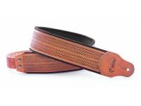 Correia para Guitarra RightOn Leathercraft Granada Woody 038