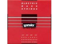 Conjunto de cordas para baixo elétrico Rock Bass - Warwick 42210 ML Red Label .040-.100