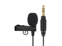 Microfone condensador lapela Rode Lavalier GO B-Stock