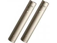 """Rode NT5 Matched Pair   Rode NT5 Matched Pair   Microfone condensador verdadeiro com cápsula de 1/2 """"    Característica Cardiode    Faixa de freqüência: 20 - 20 000 Hz    Impedância de saída: 100 Ohm    SPL máximo: 143 dB    Max. nível de saída: +13.9 dBu    Ruído muito baixo    Requer phantom power de 48V    Dimensões (A x L x P): 118 x 20 x 20 mm    Peso de cada microfone: 101 g    Acabamento: cetim níquel    Incl. Pára-brisa, adaptador de suporte e estojo de plástico"""