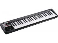 Teclados MIDI Controladores Roland A-49 Black B-Stock  Teclado controlador MIDI Roland A49 BK preto