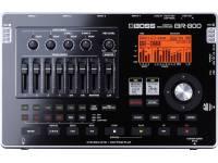Roland BR-800  Gravador Multipista Boss BR800 Digital Recorder