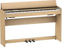 Piano digital com móvel Roland F701 LA Light Oak Piano Premium Bluetooth