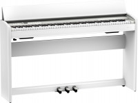 Piano Digital com Móvel Roland F701 WH Satin White