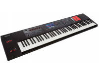 Roland FA-07 Estación de trabajo Roland FA07: reinvención de las estaciones de trabajo con un teclado semi pesado de 76 teclas