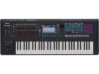 Sintetizador e sampler Roland FANTOM 6