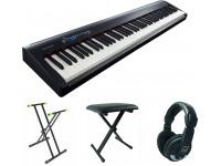 Pack para piano Roland FP-30X BK Bundle