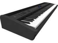 Piano portátil  Roland FP-60X BK Piano Digital Premium    História 1º Piano Electrónico do Mundo - Roland EP-30 (1974)