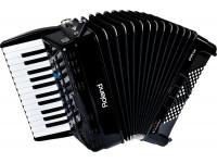 Acordeão Electrónico de Teclas Roland FR-1X BK Acordeão Teclas Preto B-Stock