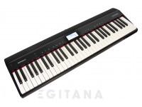 Piano portátil  Roland GO:PIANO 61 Piano Portátil Bluetooth B-Stock      História 1º Piano Electrónico do Mundo - Roland EP-30 (1974)