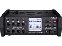 Roland R-88   Gravador, Misturador e Interface Áudio, Roland R88  O R-88 estabelece um novo standard na gravação portátil profissional oferecendo uma integração total entre Gravador, Misturador e Interface áudio multi-canal.