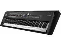 Teclado Roland RD-2000 Stage Piano  Roland RD-2000 Equipado com dois processadores de som independentes, toque excecional e funções de controlo avançadas