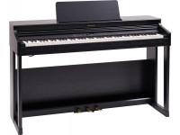 Piano Digital com Móvel Roland RP701 CB Contemporary Black