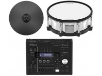 Bateria Eléctrica Roland TD-50DP Digital Upgrade Pack        História de +20 Anos Inovação Roland V-Drums