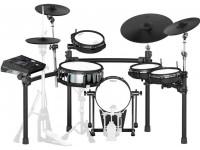 Bateria Eléctrica Roland TD-50K V-Drums Set        História de +20 Anos Inovação Roland V-Drums