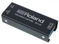 Mesa de mistura para edição/live video Roland UVC-01 USB HDMI Conversor Video Capture