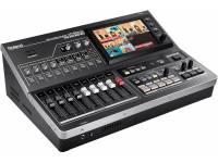 Roland VR-50HD   Mixer AV Multiformato tudo em um com USB 3.0 para Streaming e Gravação