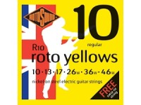Rotosound R10-2 Roto Yellows 2-Pack 10-46