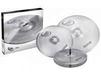 Conjunto de pratos de treino Sabian Quiet Tone Cymbal Set QTPC503