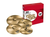 Conjunto de pratos Sabian XSR Performance Set + 18