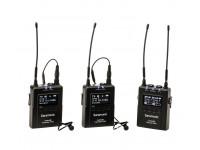 Saramonic UwMic9S Kit 2 (TX+TX+RX)