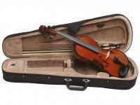 Scarlatti Violino 4/4  Ideal para principiantes   Violino 4/4  Completo com caixa  Inclui Arco