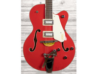 Gretsch  G5410T Limited Edition Electromatic Bigsby RF Two-Tone Fiesta Red/Vintage White