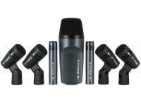 Conjunto de microfone de bateria Sennheiser  600 Drum Set