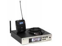 Sistema sem fio UHF Sennheiser  ew 100 G4-ME2 C-Band