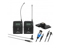 Sistema de câmera sem fio UHF Sennheiser  EW 112P G4 E-Band