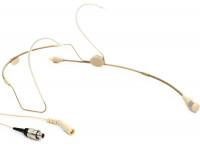 Microfone condensador com banda de pescoço profissional Sennheiser  HSP 4 EW 3 Beige