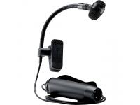 Shure PGA98H-XLR B-Stock  Microfone gooseneck condensador cardioide para instrumento. Cabo XLR-XLR.