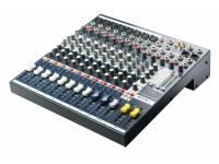 Soundcraft EFX 8  Mesa de mistura de alto desempenho com efeitos Lexicon®