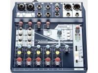 Soundcraft Notepad-8FX  Mesa de Mistura com Efeitos Soundcraft NotePad 8 FX