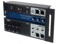 Mesas de mistura digitais Soundcraft Ui12 B-Stock   Mesa de Mistura Digital Soundcraft UI12