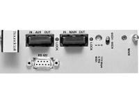 Soundcraft Vi D21m LWL   Soundcraft Vi D21m LWL   Cartão de inserção Madi    Adequado para mixer digital Soundcraft VI ou rack local adequado para Vi 1 / Vi6 / CompactStageBox / VI3000 / Vi Stagebox    Extensão MADI com até 64 canais a 48 KHz    32 canais a 96 kHz    2 conectores SC de fibra óptica para Aux e Main - Multimodo - ViO-MO