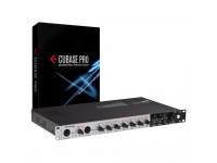 Interface de áudio e software Steinberg Ultimate Cubase Recording Pack