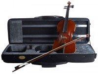 Violino 3/4 Stentor SR1550 Conservatorio 3/4   Instrumento calibrado  Estojo Incluído  Inclui Arco