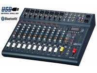 Studiomaster Club XS 12 Rack  Estante Studiomaster Club XS 12  8 entradas de línea estéreo de micrófono + 2