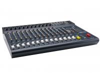 Studiomaster CLUB XS 16+   Studiomaster CLUB XS 16+  12 canais de mic com 3 band eq