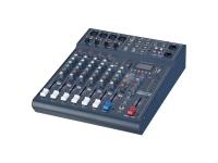 Studiomaster Club XS 8 Rack    Studiomaster Club XS 8 Rack  4 mic + 2 stereo line inputs