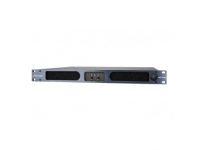 Studiomaster QX2-6000  La serie QX de amplificadores de potencia digitales tiene tecnología avanzada de sintonización de amplificador para ofrecer más del 95% de eficiencia y un rendimiento estable en condiciones de alta corriente y baja impedancia.