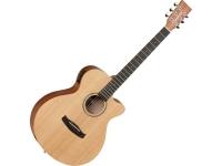 Guitarra Acústica eletrificada 4/4 Tanglewood TWR-SFCE II  Tanglewood TWRSFCE-II Roadster II Super Folk eletro acústico