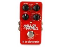 TC Electronic Hall of Fame 2  Pedal de guitarra TC Electronic Hall of Fame 2